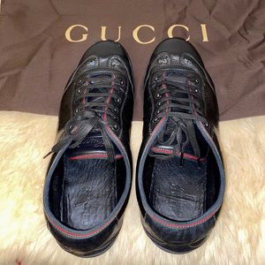 Gucci Men's Sneakers (Size 10.5)